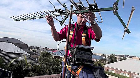Ремонт и настройка антенн в Светлограде