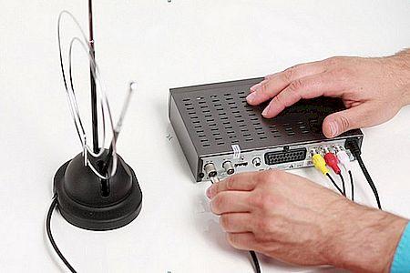 Подключение антенн цифрового ТВ в Минеральные Воды