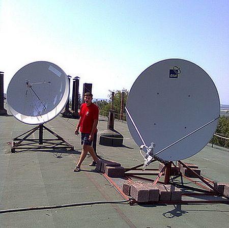 Установка, настройка, подключение, ремонт ТВ-антенн в Лермонтове