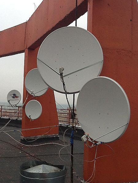 Спутниковое ТВ в Нефтекумске