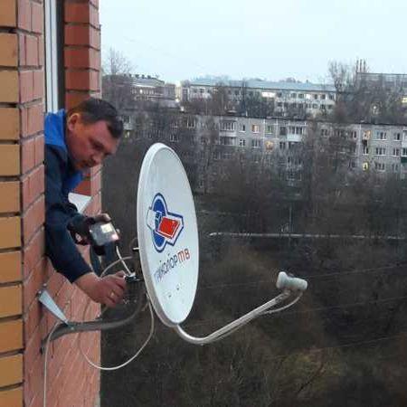 Установка Триколор ТВ в Зеленокумске