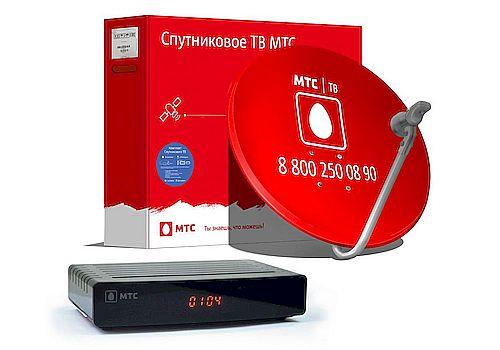 МТС Спутниковое ТВ - Минеральные Воды