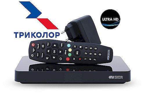 Триколор ТВ в Грачёвке
